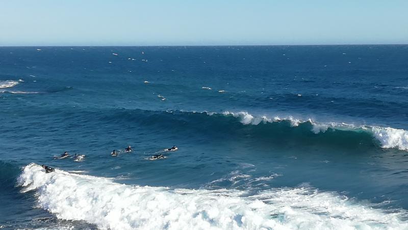 Surf report FR, L'Arquet (13) posté par grosloup