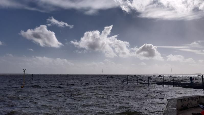 Wind report Andernos - Le Betey - France (33) 2021-05-12 17:00:00