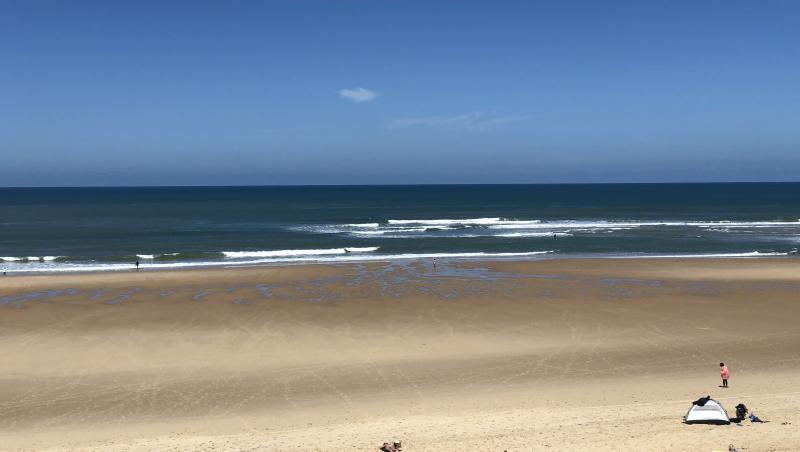 Surf report Le Porge - France (33) 2021-05-27 12:00:00