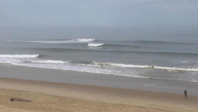Surf report Le Porge - France (33) 2021-05-29 10:00:00
