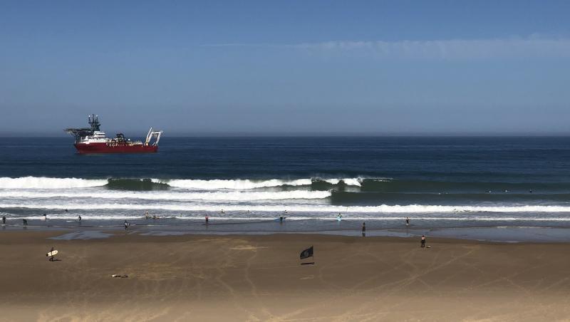 Surf report Le Porge - France (33) 2021-06-06 10:00:00