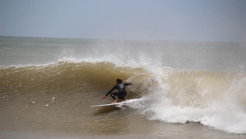 Surf report Sidi Kaouki - L'Oued - Maroc (MA) 2021-06-18 12:00:00