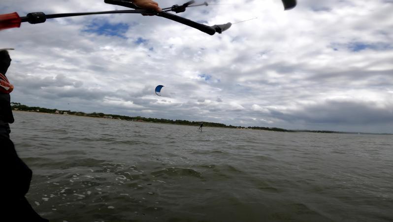 Wind report Taussat - Club Nautique - France (33) 2021-07-05 15:00:00