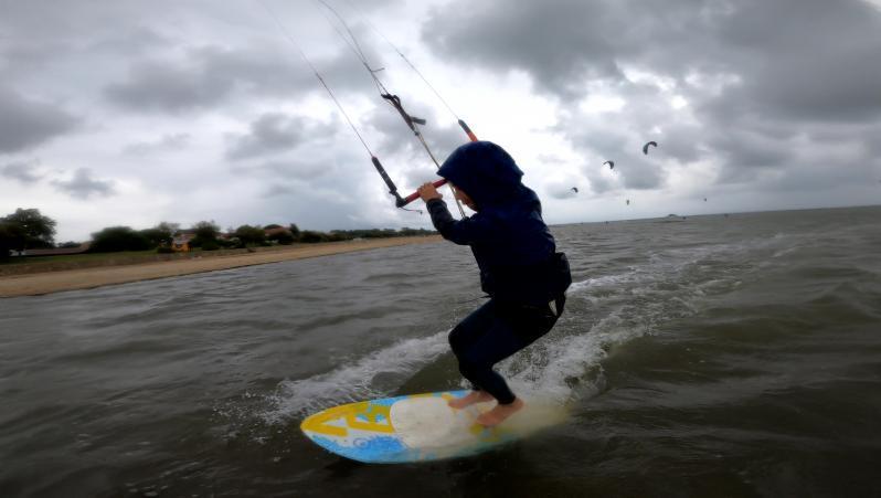 Wind report Taussat - Club Nautique - France (33) 2021-07-07 16:00:00
