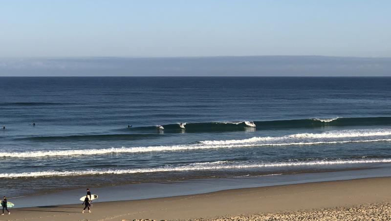 Surf report Mimizan - Plage Sud - France (40) 2021-07-11 08:00:00