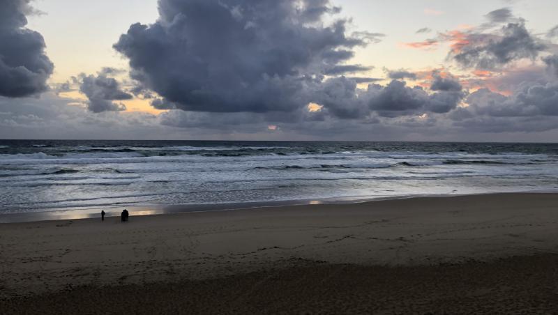 Surf report Mimizan - Plage Sud - France (40) 2021-07-12 22:00:00