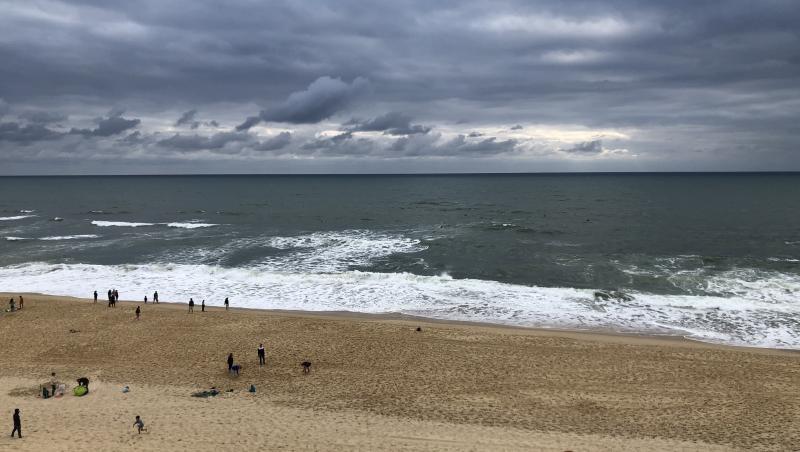 Surf report Cap de l'Homy - France (40) 2021-07-14 19:00:00