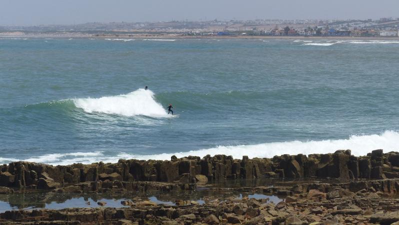 Surf report La Bobine - Maroc (MA) 2021-08-01 12:00:00