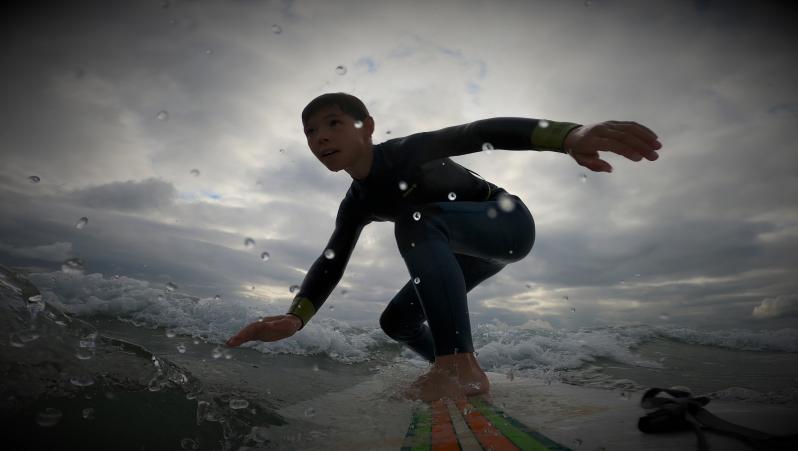 Surf report Pentrez - France (29) 2021-08-01 18:00:00