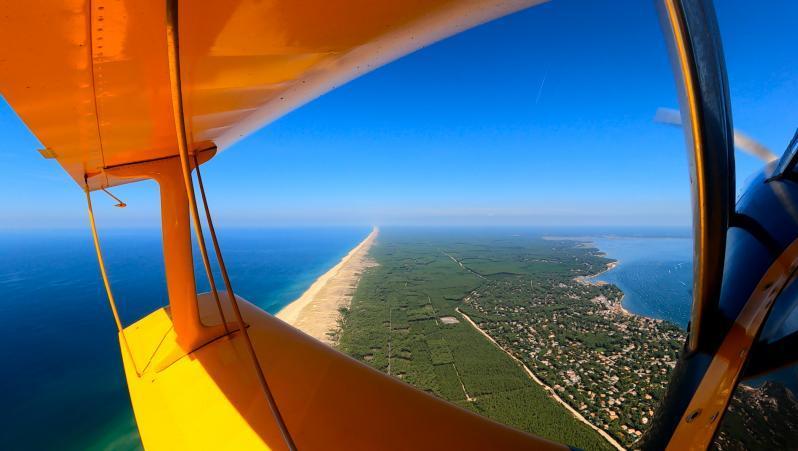 Wind report Andernos - Le Betey - France (33) 2021-09-08 17:00:00