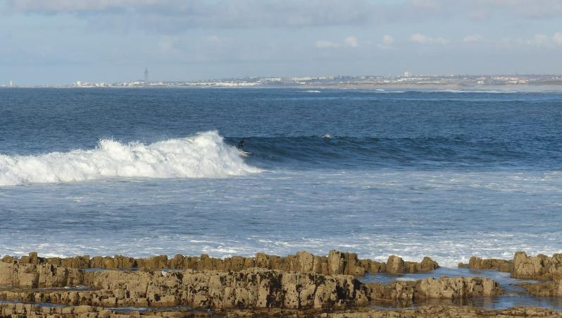 Surf report MA, La Bobine (MA) posté par xavier