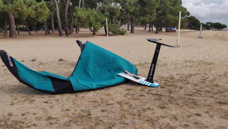 Wind report Andernos - Le Betey - France (33) 2021-09-14 15:00:00