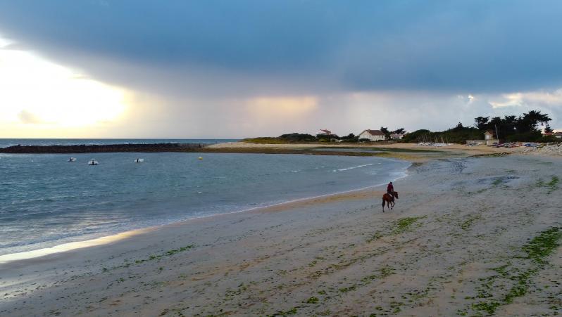 Wind report La Perroche - France (17) 2021-09-18 16:00:00