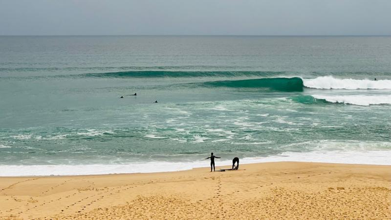 Surf report Le Porge - France (33) 2021-09-25 08:00:00