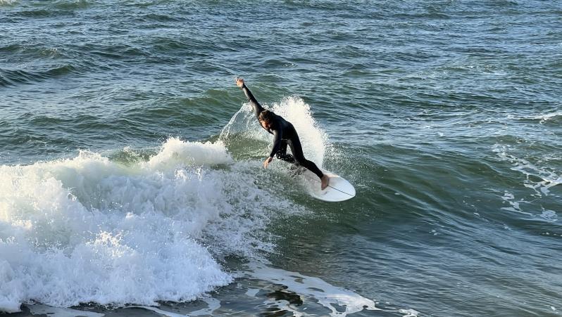 Surf report FR, Pyla-sur-Mer (33) posté par axel
