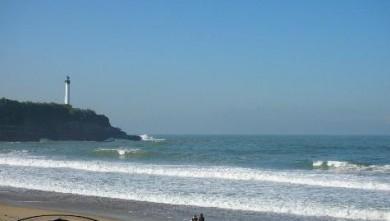 Surf report FR, Anglet VVF (64) du 2007-10-31 12:00:00
