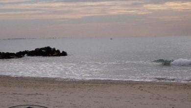 Surf report FR, Palavas-les-Flots - Rive Droite (34) du 2007-10-31 12:00:00