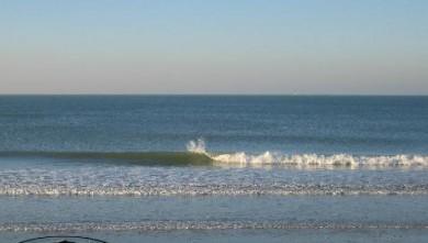 Surf report FR, La Couarde (17) du 2007-11-01 12:00:00
