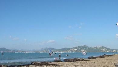 Surf report FR, La Madrague (83) du 2007-11-01 12:00:00