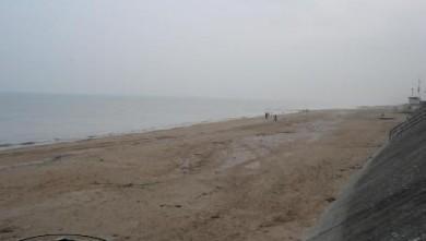 Surf report FR, Le Menhir (14) du 2007-10-12 12:00:00