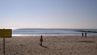Surf report FR, Palavas-les-Flots - Rive Droite (34) du 2007-11-01 12:00:00