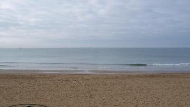 Surf report FR, Pornichet (44) du 2007-11-01 12:00:00