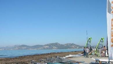 Surf report FR, La Madrague (83) du 2007-11-02 12:00:00