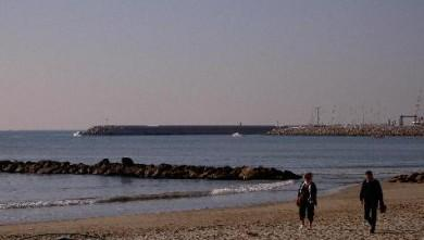 Surf report FR, Palavas-les-Flots - Rive Droite (34) du 2007-11-03 12:00:00