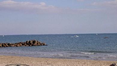 Surf report FR, Palavas-les-Flots - Rive Droite (34) du 2007-11-04 12:00:00