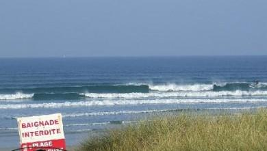 Surf report FR, Tronoën (29) du 2007-11-04 12:00:00