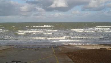 Surf report FR, Le Menhir (14) du 2007-11-06 12:00:00
