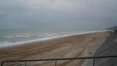 Surf report FR, Le Menhir (14) du 2007-11-07 12:00:00