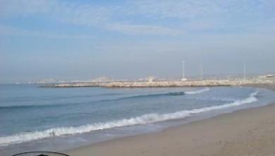 Surf report FR, Le Prado (13) du 2007-11-07 12:00:00