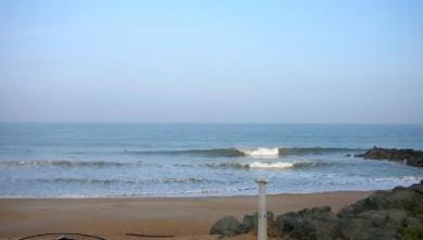 Surf report FR, Anglet VVF (64) du 2007-10-13 12:00:00