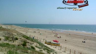 Wind report FR, Mimizan - Plage Sud (40) du 2007-06-12 17:00:00