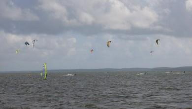 wind report FR, Hourtin port (33) du 2007-07-04 17:00:00