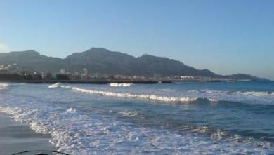 Surf report FR, Le Prado (13) du 2007-11-08 12:00:00