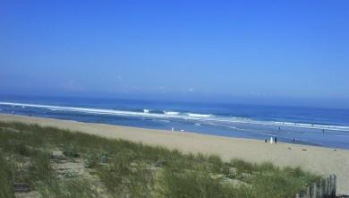 Surf report FR, Le Grand Crohot (33) du 2007-09-23 10:00:00