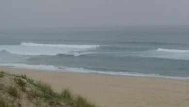 Surf report FR, Le Porge (33) du 2007-10-05 15:00:00