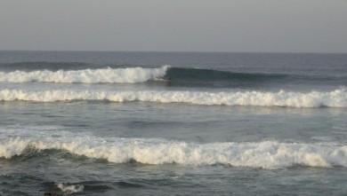 Surf report MA, La Bobine (MA) du 2007-10-14 15:00:00