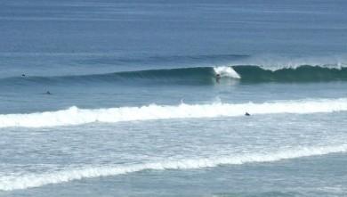 Surf report FR, Biscarrosse Plage (40) du 2007-10-23 13:00:00