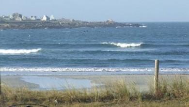 Surf report FR, La Torche (29) du 2007-11-09 12:00:00