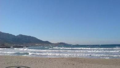Surf report FR, Le Prado (13) du 2007-11-09 12:00:00