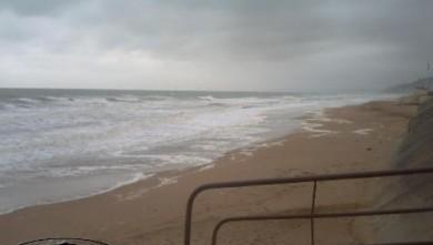 Surf report FR, Le Menhir (14) du 2007-11-10 12:00:00