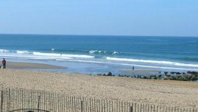 Surf report FR, Anglet La Madrague (64) du 2007-11-11 12:00:00