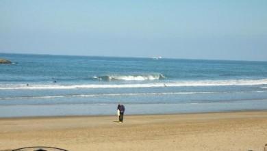 Surf report FR, Biarritz - Grande Plage (64) du 2007-11-11 12:00:00