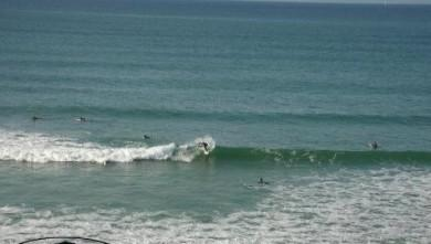 Surf report FR, Bidart Centre (64) du 2007-11-11 12:00:00
