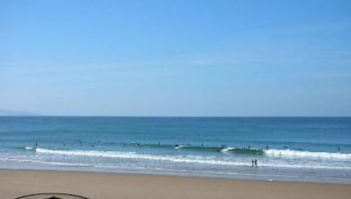 Surf report FR, Côte des Basques (64) du 2007-11-11 12:00:00