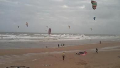 Surf report FR, Le Menhir (14) du 2007-11-11 12:00:00