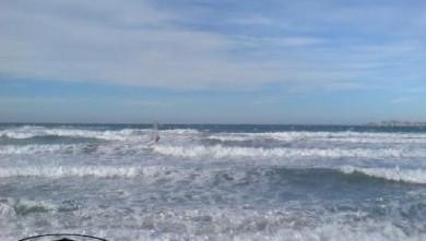 Surf report FR, Le Prado (13) du 2007-11-11 12:00:00